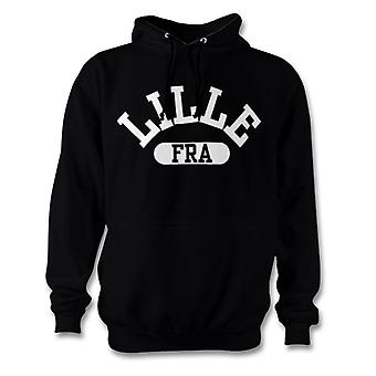 Lille France City Kids Hoodie