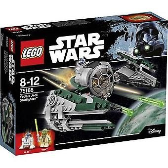LEGO® Star Wars™ 75168 Yoda's Jedi Starfighter