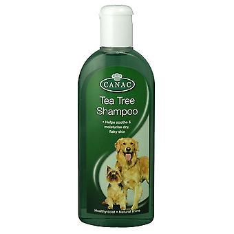 Canac Dog Tea Tree Shampoo 250ml (Pack of 6)