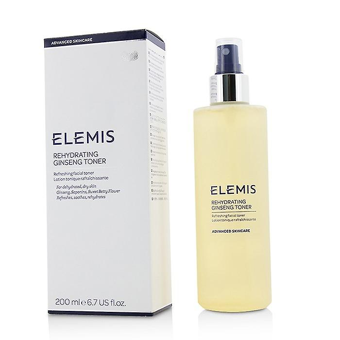 Elemis Rehydrating Ginseng Toner 200ml/7oz