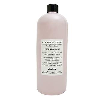 Davines Your Hair Assistant Prep Rich Balm 30.43 Oz