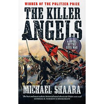 the extensive use of detail and emotions in michael shaaras the killer angels