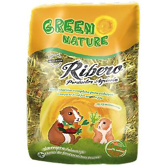Ribero GREEN NATURE GUINEA PIGS (Small pets , Hay)