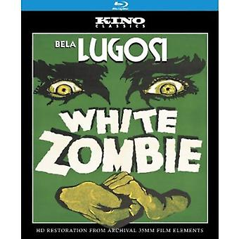 Bela Lugosi - White Zombie [BLU-RAY] USA import