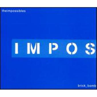 Impossibles - 4 sang mursten bombe [CD] USA import