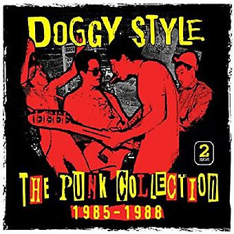 Doggy Style - Punk Collection 1985-1988 [CD] USA import