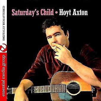 Hoyt Axton - Samstag Kind [CD] USA import