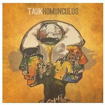 Tauk - Homunculus [CD] USA importeren