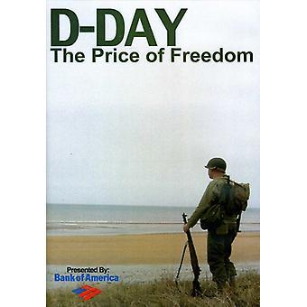 D-dag: Pris af frihed [DVD] USA importen
