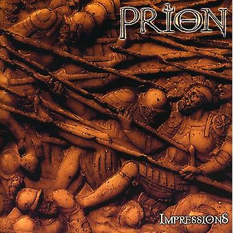 Prion - visninger [CD] USA importerer