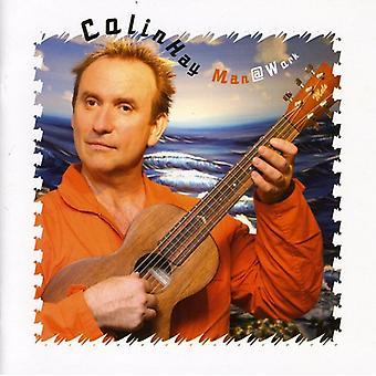 Colin Hay - hombre en la importación de los E.e.u.u. del trabajo [CD]