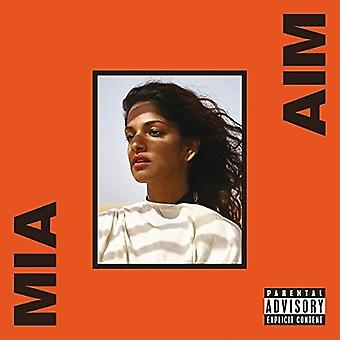 M.I.a. - Aim (Ex) [Vinyl] USA import