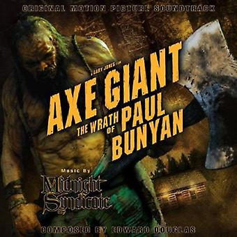 Midnight-Syndicate - Axt Riese: Der Zorn des Paul Bunyan [Original Motion Picture Soundtrack] [CD] USA Import