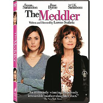 Meddler [DVD] USA import