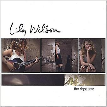 Lily Wilson - Right Time [CD] USA import