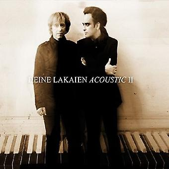 Deine Lakaien - akustisk II [CD] USA import