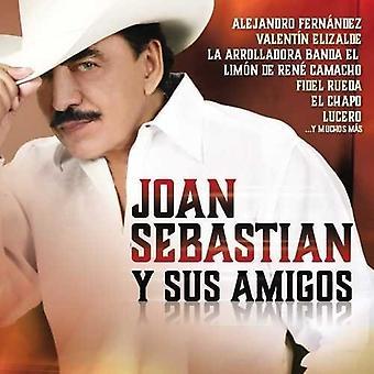 Joan Sebastian Y Sus - Joan Sebastian Y Sus [CD] USA import