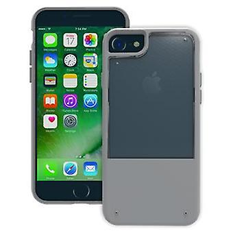 Trident Protective Cover Fusion Tin Man grau für iPhone 8 / 7