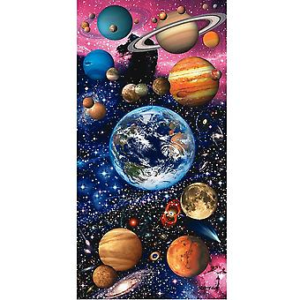 Cheatwell Games Royce 3D Wall & Door Poster - Planets**^