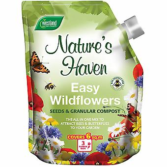 Westland Nature's Haven Easy Wildflowers Mix 1.5KG
