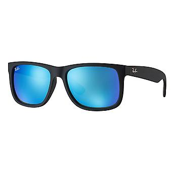 Ray-Ban Justin Color Mix Unisex Sunglasses - RB4165-622/55-51