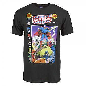 Honcho SFX Herre Justice League Of America T Shirt