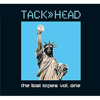 Tackhead - tabte bånd 1 & Remixes [CD] USA importerer