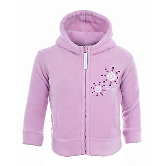 Trespass Babies Girls Shakira Full Zip Fleece Jacket