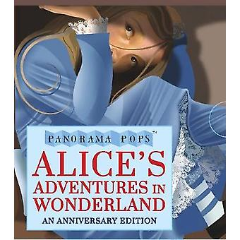 Alices Adventures in Wonderland Panorama Pops by Lewis Carroll & Grahame BakerSmith