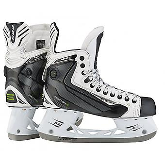 CCM Ribcor 44 K LE white skates junior