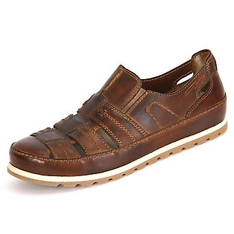Camel Active Point Brandy Diped Leather 4521502   men shoes