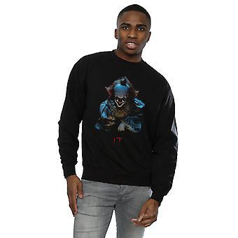 It Men's Pennywise Grin Sweatshirt