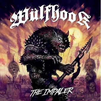 Wulfhook - Dracula [CD] USA importerer