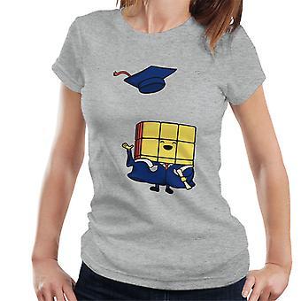 Graduation Day Rubiks Cube Women's T-Shirt
