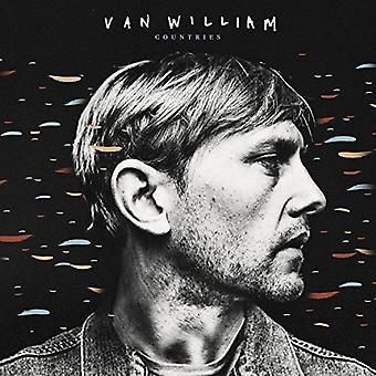 Van William - lande [Vinyl] USA importerer