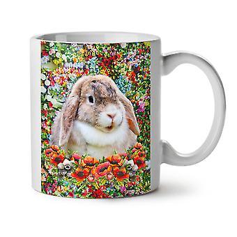 925c6e2f Salg Bunny søte natur dyr ny hvit te kaffe keramiske krus 11 oz   Wellcoda