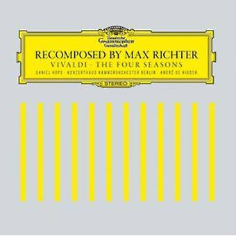 Recomposed By Max Richter: Vivaldi The Four Seasons by André De Ridder