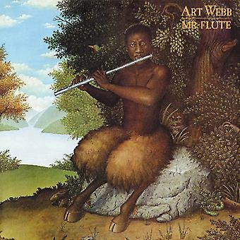 Art Webb - Mr Flute [CD] USA import