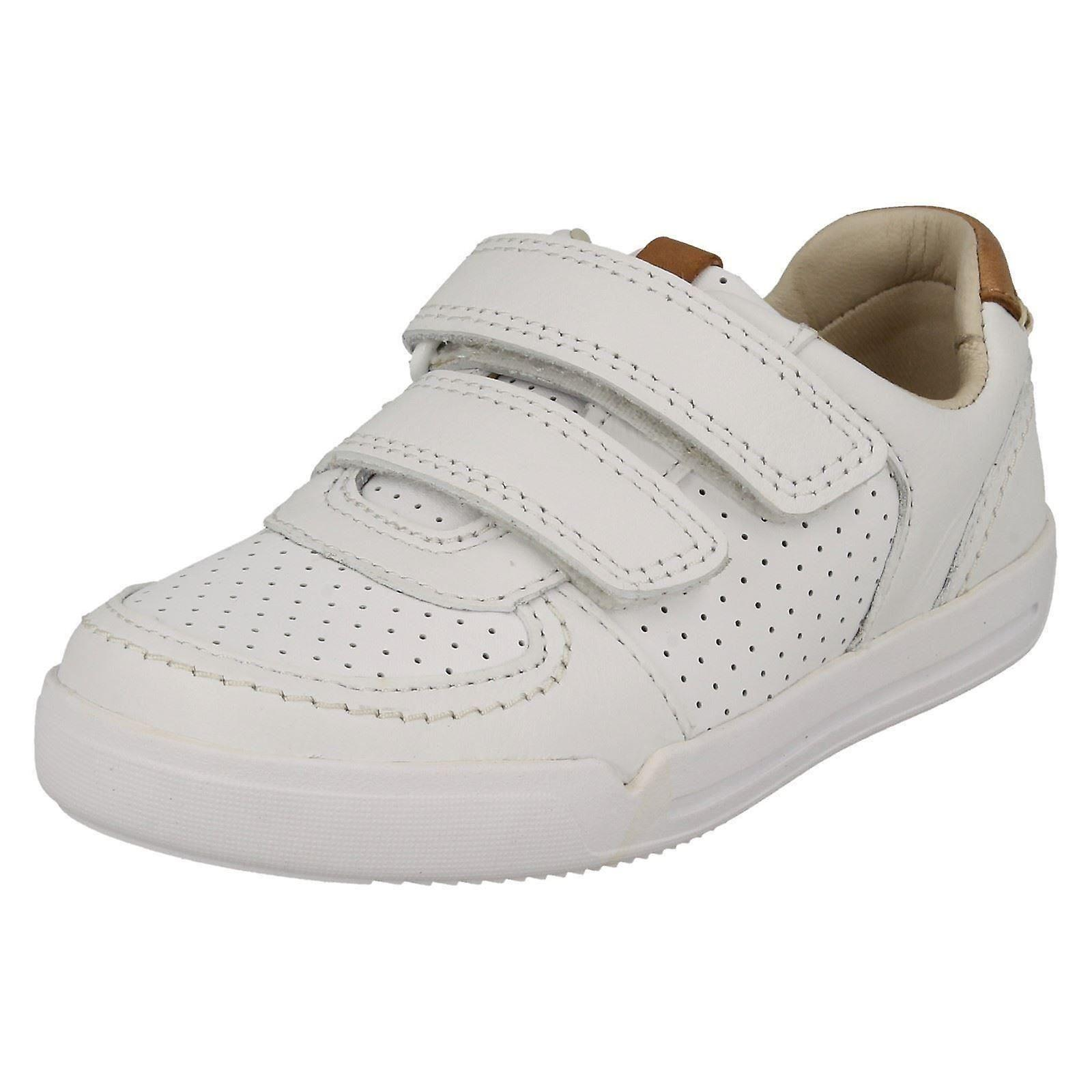 Garçons Clarks chaussures occasionnelles Mini Ezra