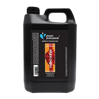 Gp Mulled Orange Shampoo 4L