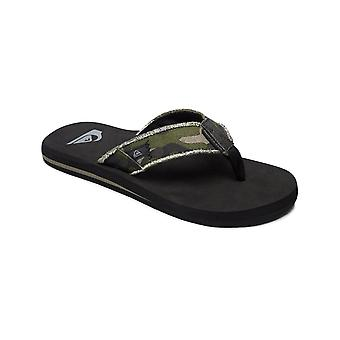 Quiksilver Monkey Abyss Canvas Sandals