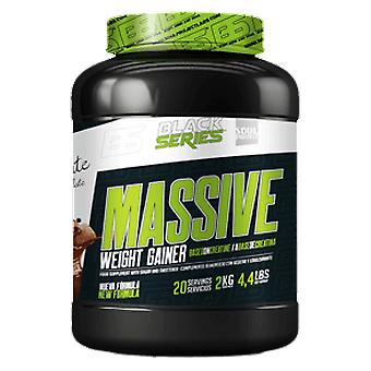 Soul Project Massive Weight Gainer Flavor Chocolate 2 kg (Sport , Muscle mass , Proteins)