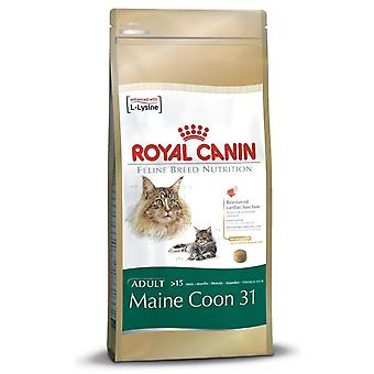 Royal Canin Maine Coon 31 Adult Dry Cat Food Mix 2kg