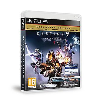 Destiny - de genomen koning (PS3)