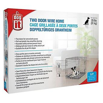 Dogit Jaula Plegable 2 Puertas Xx-Grande (Dogs , Transport & Travel , Cages)