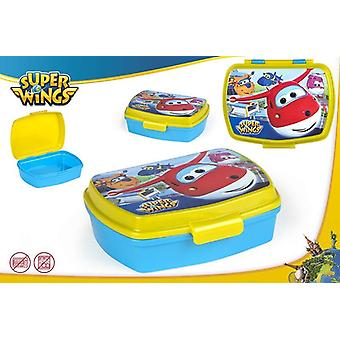 Super Wings lunch box
