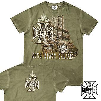 West Coast Choppers T-shirt Bridge Tea