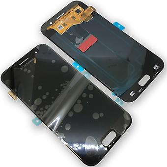 Display LCD complete set GH97 19732A black for Samsung Galaxy A3 A320F 2017