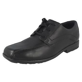 Jongens Clarks School schoenen Bradford