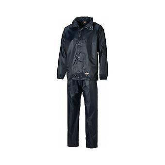 Dickies WP10050 Vermont Water Resistant Suit PVC Coated Jacket & Trousers